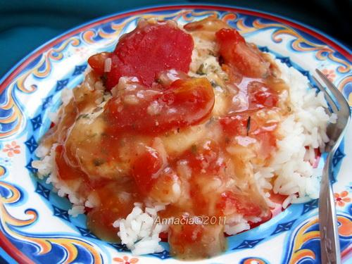Italian Chicken (Crock-Pot)
