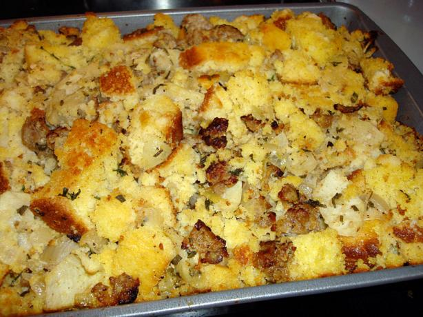 Carolina Girl's Cornbread Dressing/Stuffing