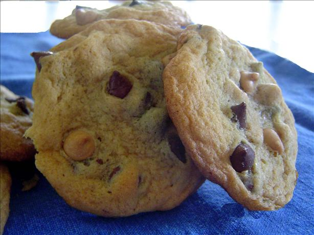 Reese's Classic Peanut Butter and Milk Chocolate Chip Cookies