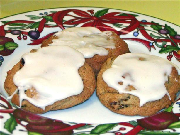 Spicy Raisin Drop Cookies
