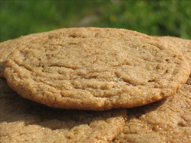 Soft and Scrumptious Ginger Cookies