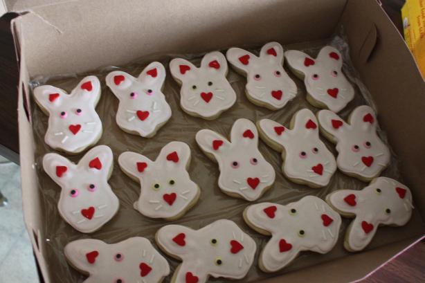 Big Soft Sour Cream Sugar Cookies
