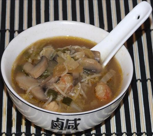 Abby's Oriental Yum Yum Soup