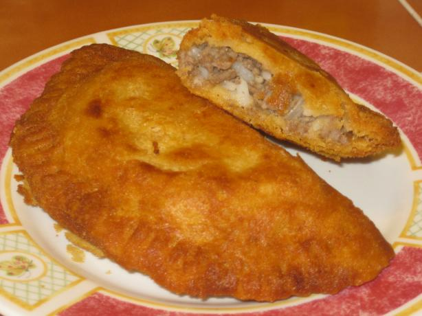 Pastelitos De Carne (Central American Meat Pies)
