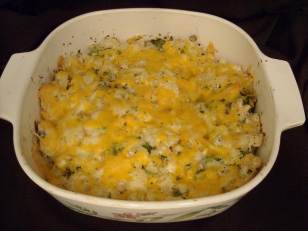 Robyn's Potato & Broccoli Bake