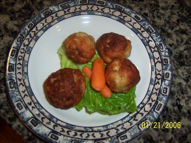 Chelle's Famous Turkey Meatballs