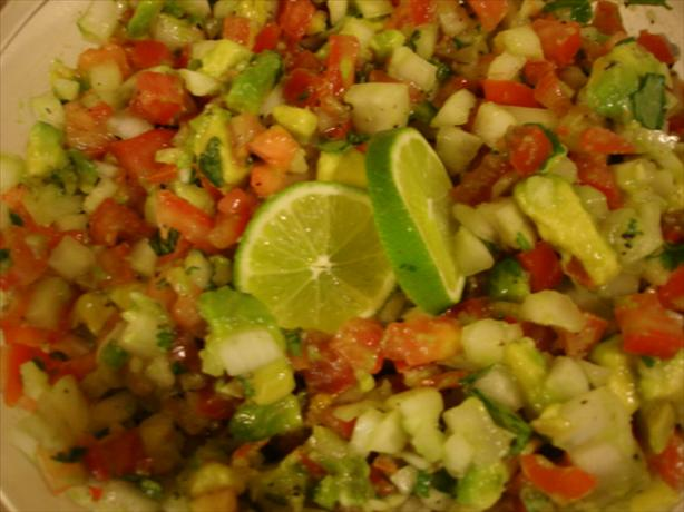 Texas Best Pico de Gallo