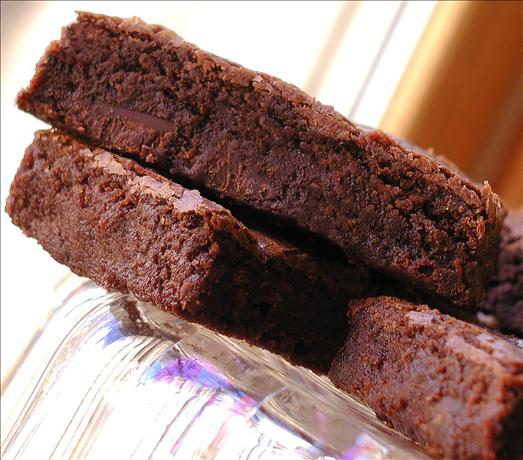 Easy Double Chocolate Chip Brownies