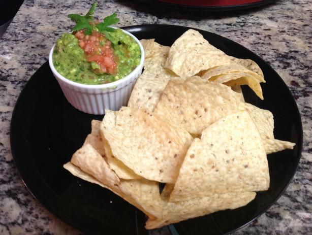 Moe's Southwest Grill Copycat Guacamole