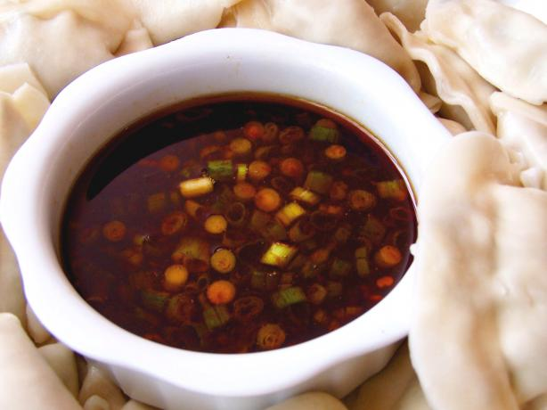 Sweet & Spicy Asian Dipping Sauce