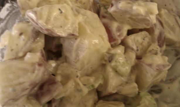 Blue-Ribbon Potato Salad
