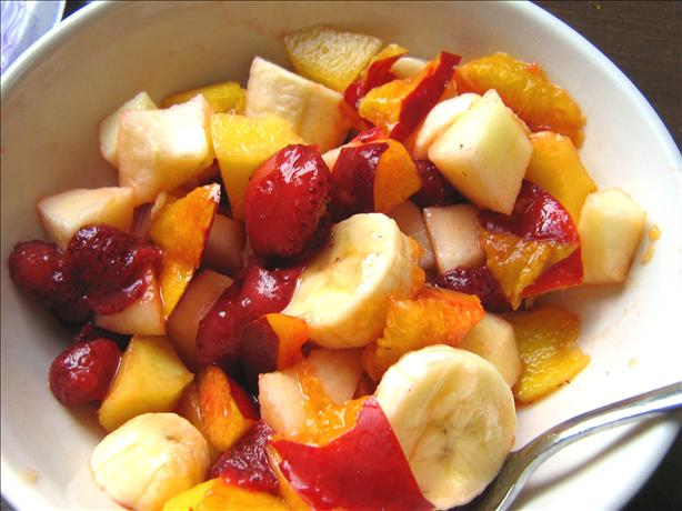 Four Fruit Salad