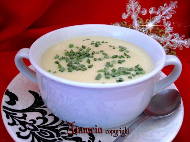 Ila's Potato Leek Soup