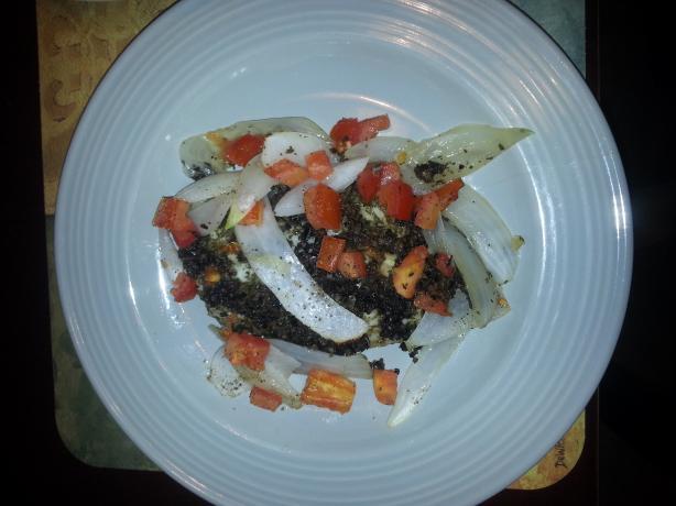Baked Mediterranean Tilapia