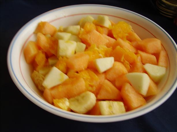 Chlada Fakya - African Fruit Salad