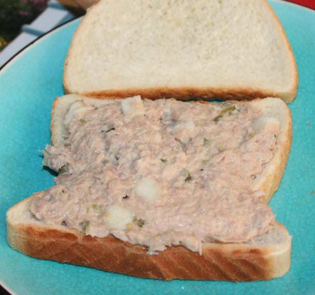 Tuna Salad in a Jiffy