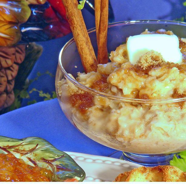 Grandma's Old Fashioned Oatmeal