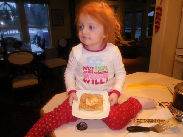 T.v. Eggs - Kids Favorite Fun to Eat Breakfast!
