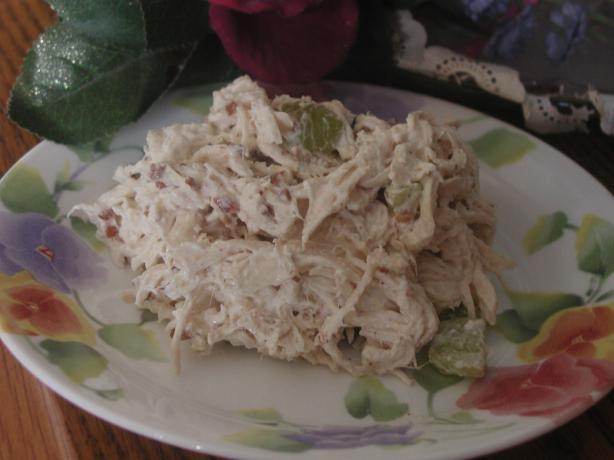 Paula Deen's Pecan Chicken Salad