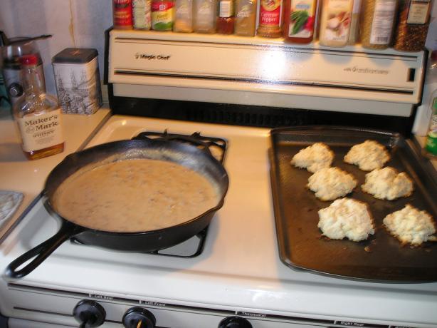 Boscoe T. P. McGillicutty's Sausage Gravy
