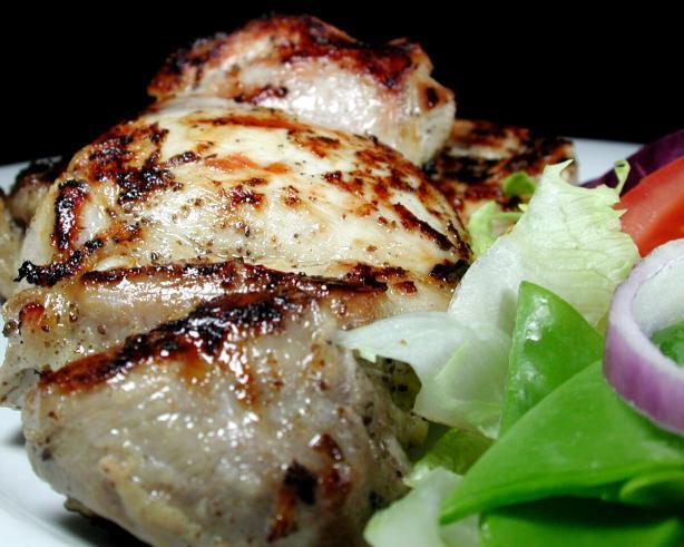 Lemon Garlic Marinade for Chicken