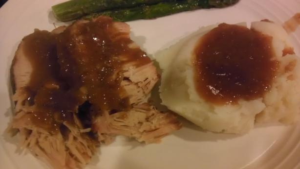 Diana's Easy Crock Pot Pork Loin