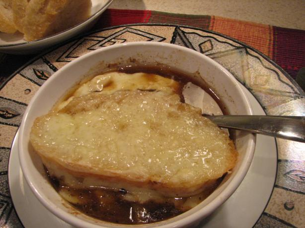Sedona Orchards' French Onion Soup