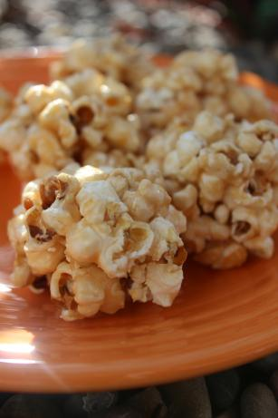 Heffalumps - Caramel Popcorn Balls