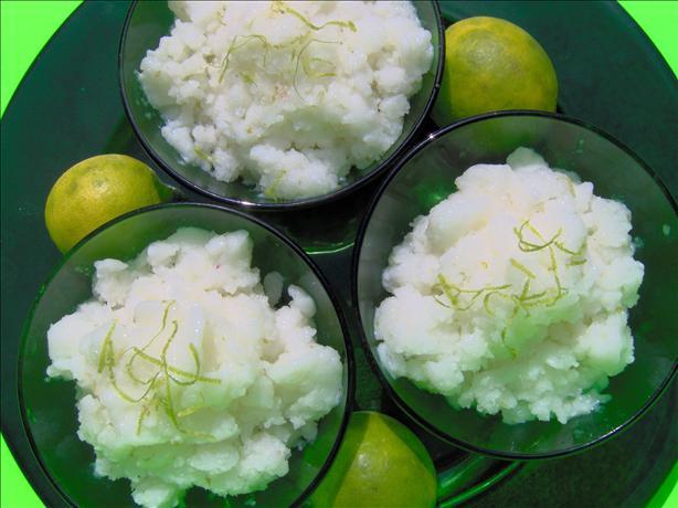 Key Lime Ice