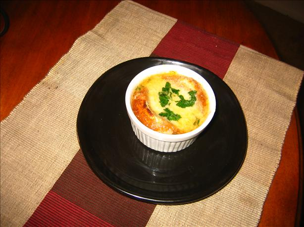 My Favorite French Onion Soup
