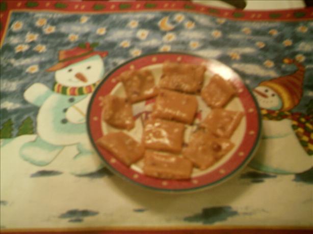 Homemade Caramels :)