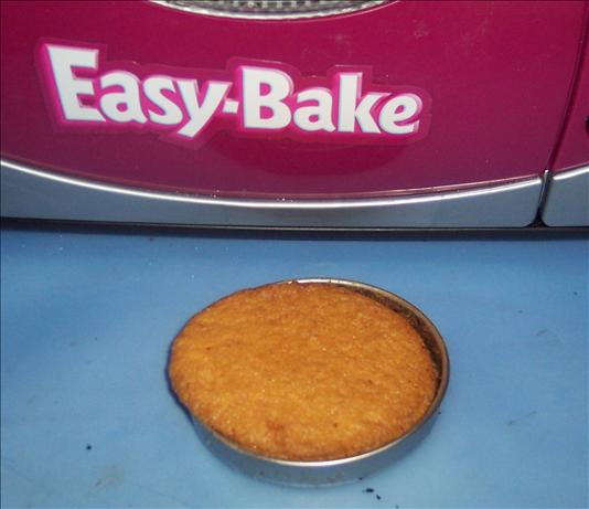 Easy Bake Oven Orange Cake Mix