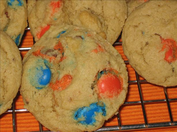 M&m Sour Cream Cookies