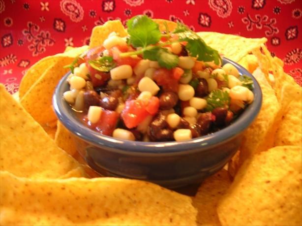 Spicy Black Bean Salsa
