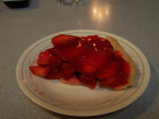 Aunt Rose's Strawberry Pie