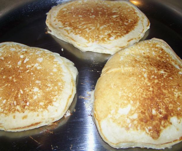 Light and Fluffy Pancake Mix