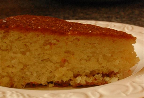 Orange and Almond Spanish Cake