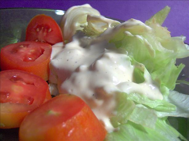Kittencal's Blue Cheese Dressing