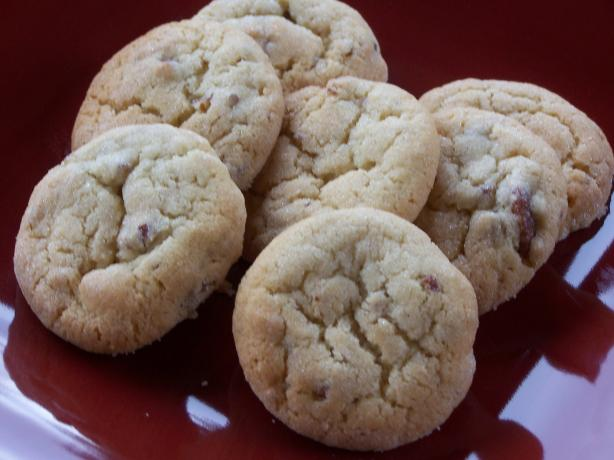 Pecan Sandies - Melt in Your Mouth