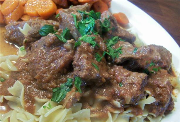 Beef Stew in Berbere Sauce