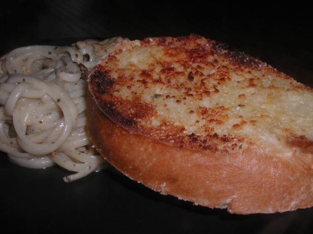 Mom's Seasoned Toast