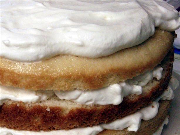 Lime Cream Torte