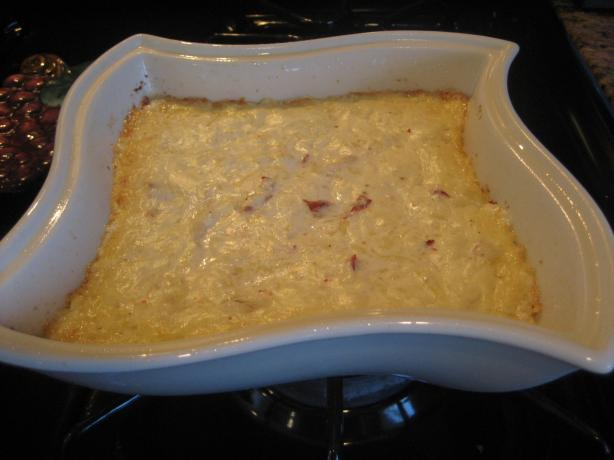 Warm Lobster Dip (Or Crabmeat, or Sea Legs, or Baby Shrimp)