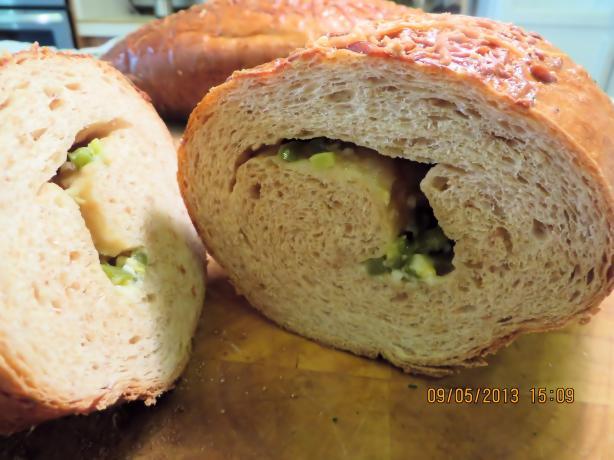 Jalapeno Garlic Bread for Bread Machine