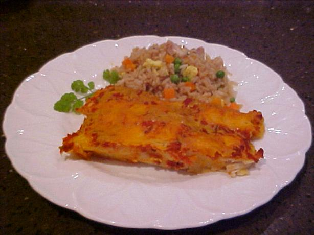 Chicken or Turkey Enchiladas with Sour Cream