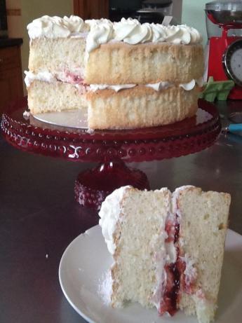 Prize-Winning Gluten-Free Sponge Cake