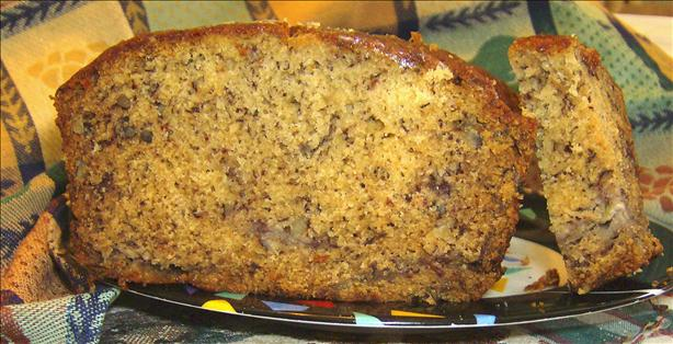 Banana Pecan Bread by Tyler Florence