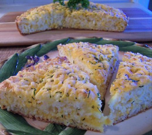 Lady and Son's Onion-Cheese Bread - Paula Deen