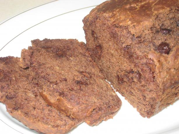 Chocolate Chocolate Banana Bread