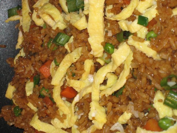 OAMC Chicken Fried Rice